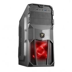 CC-COUGAR Case MX200 Middle ATX BLACK USB 3.0