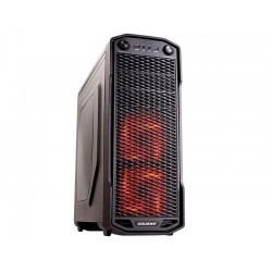 CC-COUGAR Case MX310 Middle ATX BLACK USB 3.0