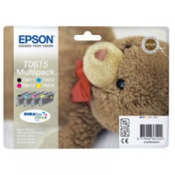 EPSON Cartridge Multipack 4Colors C13T06154010