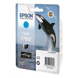 EPSON Cartridge Cyan C13T76024010