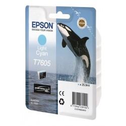 EPSON Cartridge Light Cyan C13T76054010
