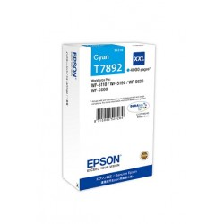 Epson Cartridge Cyan XXL C13T789240
