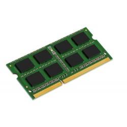 KINGSTON Memory KVR13S9S8/4, DDR3 SODIMM, 1333MHz, Single Rank, 4GB