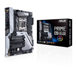 ASUS MOTHERBOARD PRIME X299-DELUXE, 2066, DDR4, ATX