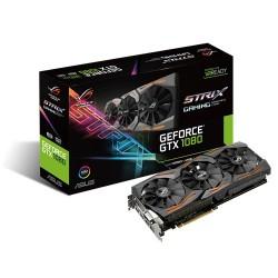 ASUS VGA STRIX-GTX1080-8G-GAMING, 8192MB, GDRR5