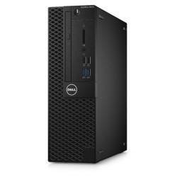 DELL PC Optiplex 3050 SFF/i3-7100/4GB/128GB SSD/HD Graphics 630/DVD-RW/Win 10 Pro/5Y NBD