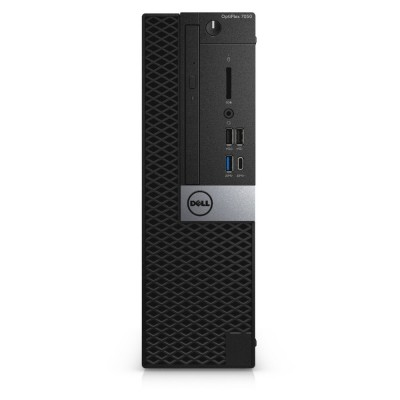 DELL PC Optiplex 7050 SFF/i7-7700/8GB/256GB SSD/HD Graphics 630/DVD-RW/Win 10 Pro/5Y NBD