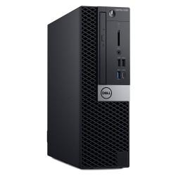 DELL PC Optiplex 5060 SFF/i7-8700/8GB/512GB SSD/UHD Graphics 630/DVD-RW/Win 10 Pro/5Y NBD