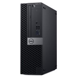 DELL PC Optiplex 7060 SFF/i5-8500/8GB/256GB SSD/UHD Graphics 630/DVD-RW/Win 10 Pro/5Y NBD