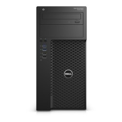 DELL Workstation PC Precision 3620 MT /E3-1220v6/8GB/2x 1TB HDD RAID 1/Quadro P400 2GB/DVD-RW/Win 10 Pro/5Y NBD