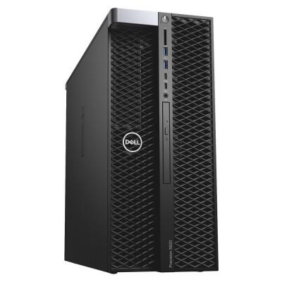 DELL Workstation PC Precision 5820 MT /W-2123/16GB/256GB SSD + 2TB HDD/Quadro P2000 5GB/DVD-RW/Win 10 Pro/5Y NBD
