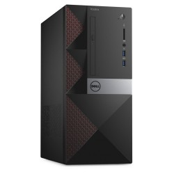 DELL PC Vostro 3667 MT/i3-6100/4GB/500GB HDD/HD Graphics 630/DVD-RW/WiFi/Win 10 Pro/3Y NBD