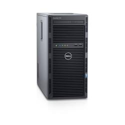 DELL Server PowerEdge T130/E3-1220v6/8GB/2x1TB HDD/DVD-RW/S130/1 PSU/3Y NBD