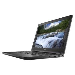 DELL Laptop Latitude 5590 15,6'' FHD/i7-8650U/8GB/256GB SSD/UHD Graphics 620/Win 10 Pro/3Y NBD/Black