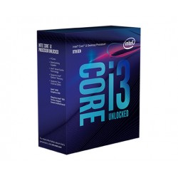 INTEL CPU Core i3-8350K, BX80684I38350K