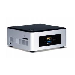 INTEL NUC, NUC5CPYH, Celeron N3050, 2.5''HDD/SSD