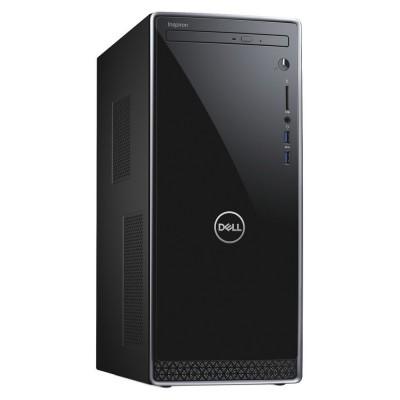DELL PC Inspiron 3670 MT/i3-8100/4GB/1TB + 128GB SSD/NVIDIA GeForce GT 710 2GB/No optical drive/WiFi/Win 10 Pro/2Y NBD