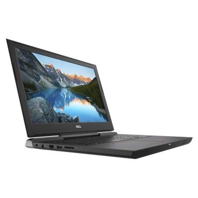 DELL Laptop G5 5587 Gaming 15,6'' FHD/i7-8750H/16GB/256GB SSD + 1TB/GeForce GTX 1050 Ti 4GB/Win 10/1Y PRM/Matte Black