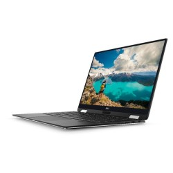 DELL Laptop XPS 13 9365 2in1 13,3'' QHD Touch/i7-7Y75/16GB/512GB SSD/HD Graphics 615/Win 10/2Y PRM/Silver