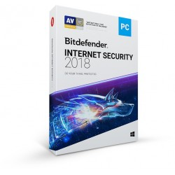 BITDEFENDER INTERNET SECURITY 2018 1PC 1 Mobile Security 1 Year
