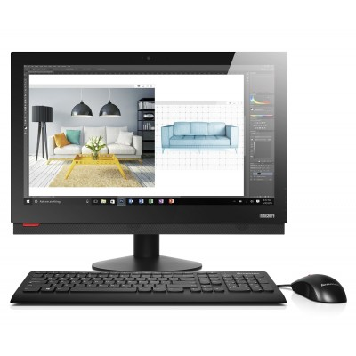 LENOVO All In One PC ThinkCentre M910z 23.8'' FHD Touch/i7-7700/16GB/512GB SSD/HD Graphics 630/DVD-RW/WiFi/Win 10 Pro /3Y NBD/Black