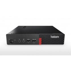 LENOVO PC ThinkCentre M710q Tiny/i3-7100T/4GB/128GB SSD/HD Graphics 630/Free DOS/3Y NBD/Black