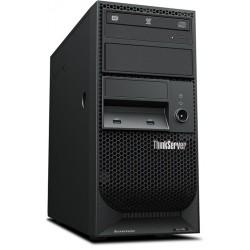 LENOVO Server ThinkServer TS150/E3-1225v6/8GB/ 2x1TB HDD/DVD-RW/S12i/1 PSU/3Y NBD