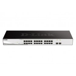 D-LINK DGS 1210-26 24-PORTS GB SWTCH WITH 2 GB SFP
