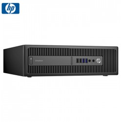 SET GA HP ELITEDESK 800 G2 SFF I7-6700/8GB/256GB-SSD-NEW^ Operating System :	Windows 10 Home & Pro MAR, Ubuntu Linux, Free DOS Chipset :	Intel Q170 PCH-H Vpro Processors :	Intel Core i7 6th Gen Memory Support :	Four (4) DIMM slots
