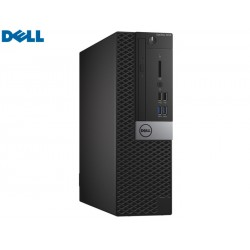 SET GA DELL 5050 SFF I3-6100/8GB/500GB/DVDRW^ Operating System:	Windows 10 Home & Pro MAR, Ubuntu Linux, Free DOS Chipset:	Intel Q270 Processors:	Intel 6th & 7th generation Core i3-i5-i7 Quad Core, Core i3 Dual Core Memory