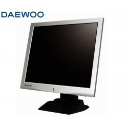 "MONITOR 17"" TFT DAEWOO HL711A BL-SL GA^ Resolution :	1280 x 1024 Brightness :	300 cd/m Contrast :	500:1 Inputs :	VGA Viewing Angle:	160 H / 160 V Resolution^ Brightness^ Contrast^"