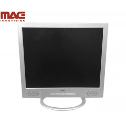 "MONITOR 17"" TFT MAG MA782 BL-SL MU GA^ Resolution :	1280 x 1024 Brightness :	260 cd/m2 Contrast :	450: 1 Inputs :	VGA Viewing Angle:	140 H/140 V Resolution^ Brightness^ Contrast^"