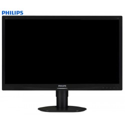 "MONITOR 24"" LED PHILIPS 241S4L BL WIDE GA"