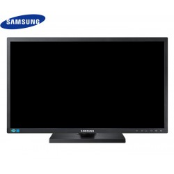 "MONITOR 24"" LED SAMSUNG S24C450BW BL WIDE GA"