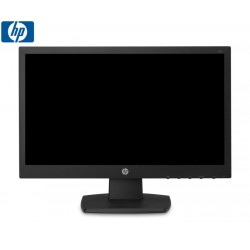 "MONITOR 19"" LED HP V197 BL WIDE GA^ Resolution :	1366 x 768 Brightness :	200 cd/m2 Contrast :	600:1 Inputs :	VGA, DVI-D Viewing Angle:	180 H/ 130 V Resolution^ Brightness^ Contrast^"