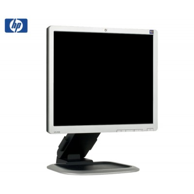 "MONITOR 19"" TFT HP L1950 BL-SL GA^ Resolution :	1280 x 1024 Brightness :	300 cd/m2 Contrast :	800:1 Inputs :	VGA, DVI-D, USB 2.0 Hub Self-powered 2 x ports Viewing Angle:	160 H/160 V Resolution^ Brigh"
