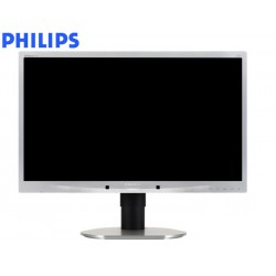 "MONITOR 24"" LED PHILIPS 241B4L BL-SL WIDE MU NO BASE GB^ Resolution :	1920 x 1080  Brightness :	250 cd/m Contrast :	1000:1 Inputs :	VGA, DVI-D,Two (2) USB 2.0 Viewing Angle:	170 / 160 V Resolution^"
