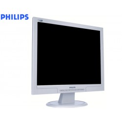 "MONITOR 17"" TFT PHILIPS 170S7FG WH GB-"