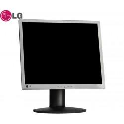 "MONITOR 17"" TFT LG L1742SE-SF BL-SL GB^ Resolution :1280 x 1024 Brightness :300 cd/m2 Contrast :8000:1 Inputs :VGA Viewing Angle:160 H/160 V Resolution^ Brightness^ Contrast^"