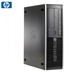 SET GA+ HP 8300 ELITE SFF I5-3470/4GB/240GB-SSD-NEW/DVDRW