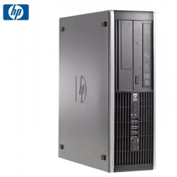 SET GA HP 8200 SFF I5-2400/4GB/240GB-SSD-NEW/500GB/RW/WIN7PC