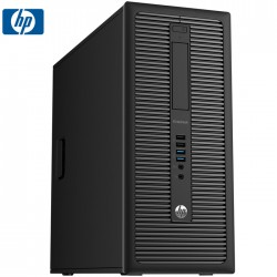 SET HP ELITEDESK 800 G1 MT I5-4570/4GB/120GB-SSD/DVDRW