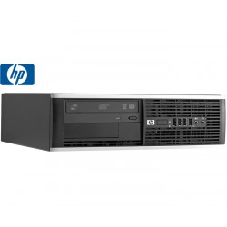 SET G3 HP 6000 PRO SFF C2D-E7XXX/4GB/250GB/DVDRW/WIN7PC
