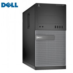 SET GA DELL 7020 MT I5-4570/4GB/500GB/DVDRW/WIN7PC