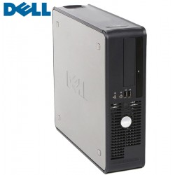 SET G3 DELL 755 SD C2D-E8XXX/4GB/160GB/DVDRW