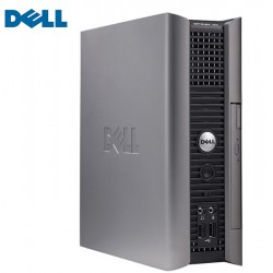 SET GA DELL 755 USFF C2D-E6550/4GB/80GB/DVD/NOPSU
