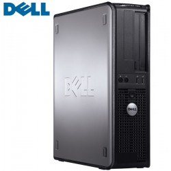 SET G3 DELL 780 SD C2D-E8XXX/4GB/250GB/DVDRW/WIN7PC