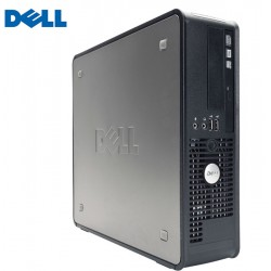SET G3 DELL 780 SFF C2D-E8XXX/4GB/250GB/DVDRW/WIN7PC