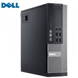 SET GA+ DELL 9020 SFF I5-4570/8GB/500GB/DVDRW^ Operating System :	Windows 10 Home & Pro MAR, Ubuntu Linux, Free DOS Chipset :	Intel Q87 Processors :	Intel 4th generation Core i7,I5 Quad Core Memory Support :	Up to 4 DIMM slots. N