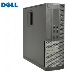 SET GA DELL 990 SFF I5-2400/4GB/250GB/DVDRW^ Operating System :Windows 10 Home & Pro MAR, Ubuntu Linux, Free DOS Chipset :Intel Q67 Processors :Intel Core i5 2nd Gen Memory Support :Four (4) DIMM slots , Up to 16 GB DDR3 1333